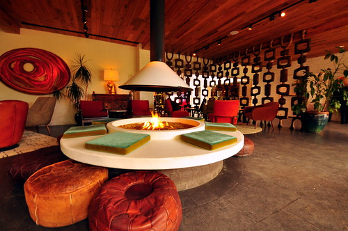 Ouno design the parker hotel in palm springs for Design hotel palm springs