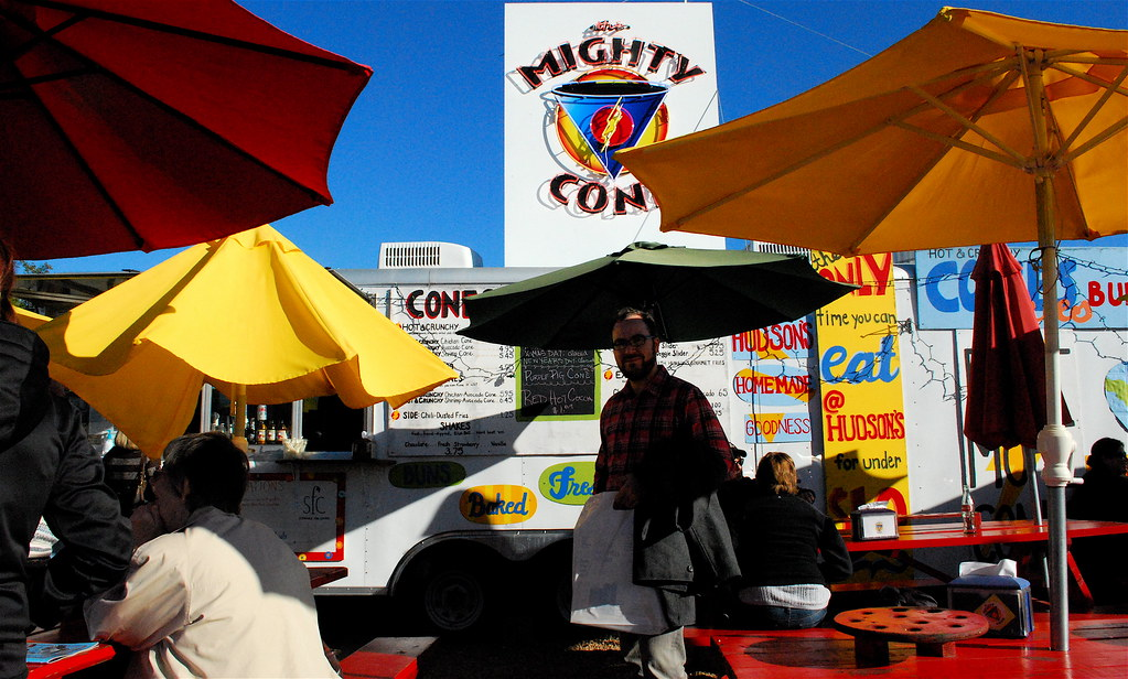 Mighty Dog Food Truck Austin