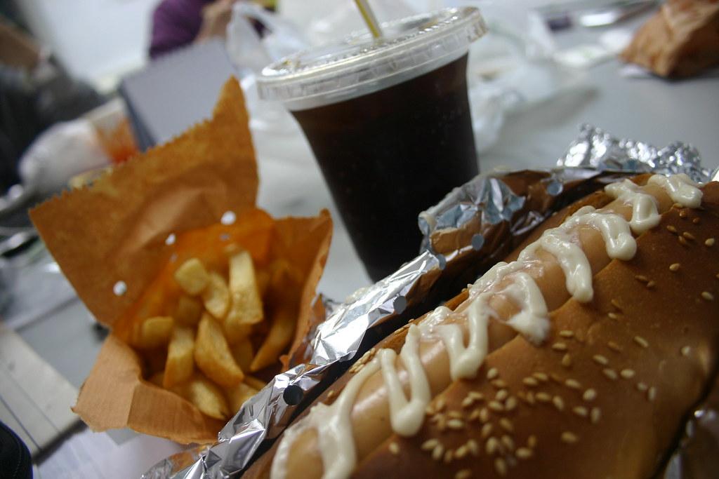 13/365 Hot dog