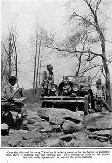 1925 Jordan Touring Car