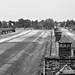 Auschwitz-Birkenau front fence by Pat O'Brien Photo