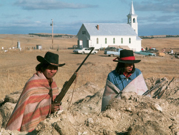 Wounded Knee PBS Still