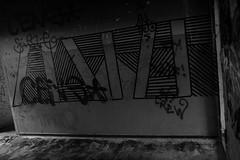 Abandoned Tape Art