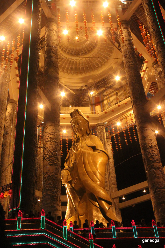 Statue of Goddess of Mercy, Kek Lok Si