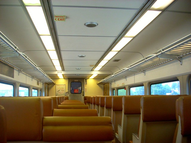 comet car interior southern california 39 s metrolink commute flickr photo sharing