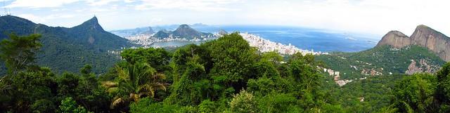 Panorámica de Río I