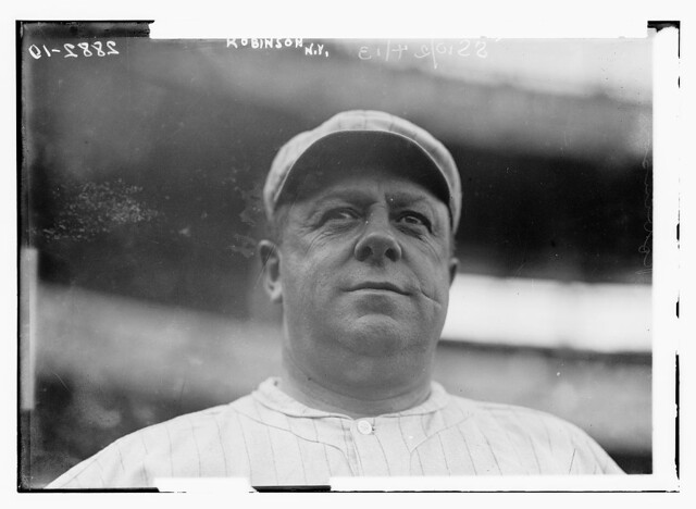[Wilbert Robinson, Coach, New York NL Giants (baseball)] (LOC)