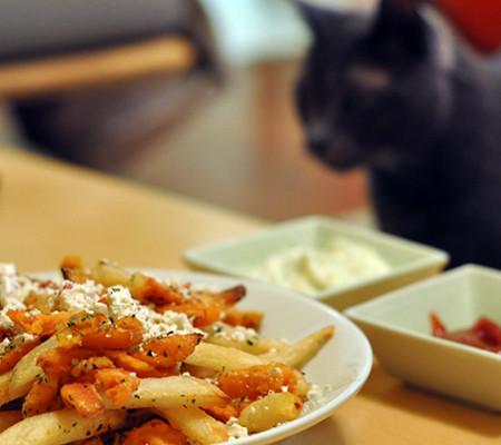 Feta fries | Flickr - Photo Sharing!