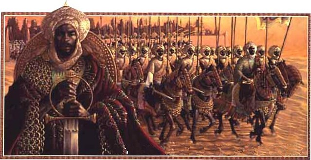 A history of the usman dan fodio jihad of 1804