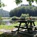 Picknick spot scouted by Frans van den Bemd, locatie scout