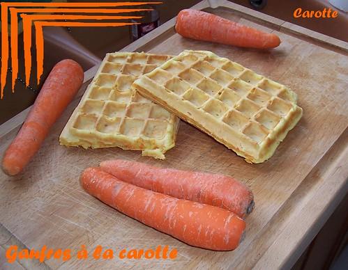 Gaufre la carotte le blog de carotte - Arbre a carotte ...
