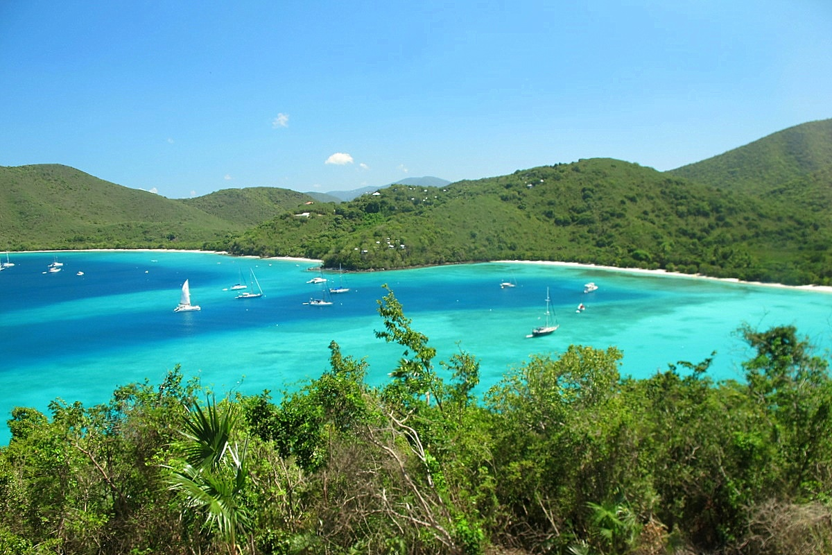 Postcards From Maho Bay - In memory of the