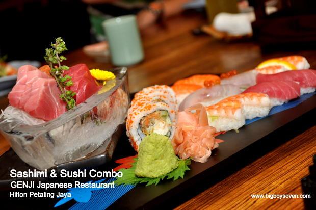 Genji Japanese Restaurant Hilton Petaling Jaya 2