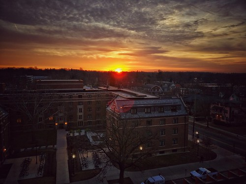 oneplus oneplus3 smartphone sunrise annarbor michigan universityofmichigan