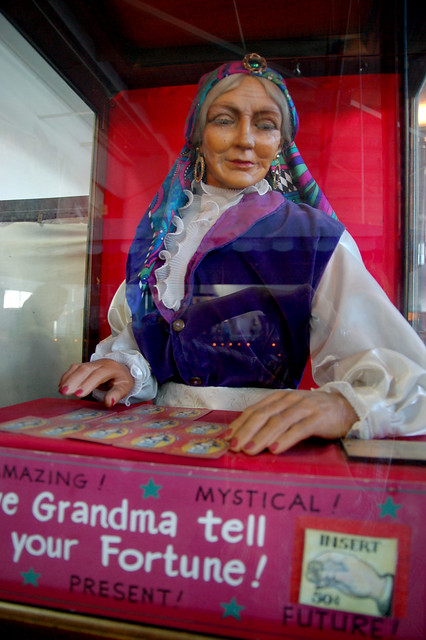 """Ask Grandma"" type automaton, from google search"