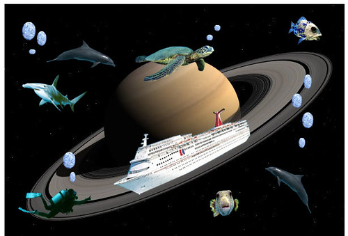 Ocean life on Saturn | Flickr - Photo Sharing!