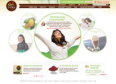 Cirku Health Ecommerce Site, 2009