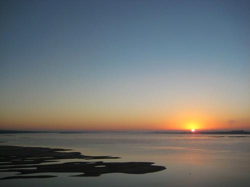 sun sol argentina rio sunrise river uruguay amanecer latinoamerica entrerios palmar