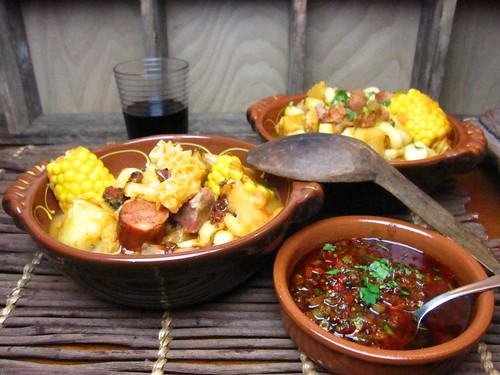 Locro de mondongo argentine soul food we are never full for Argentinean cuisine