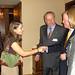 Small photo of Ambassador's reception
