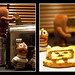 Domo made Danbo-toast - Explored by Grant_R