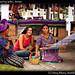 Ivana and weaving ladies, Atitlan