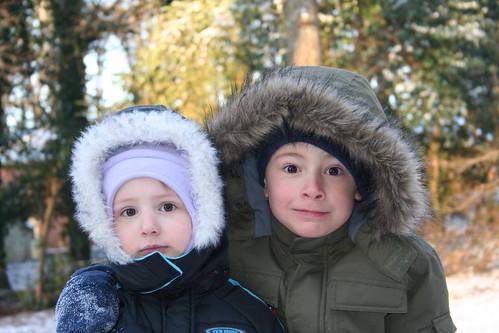 Snow Day Parkas