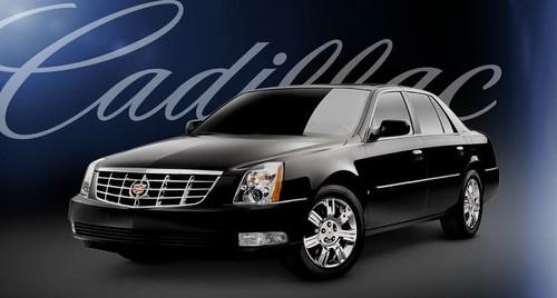 2007 Cadillac DTS!