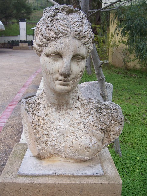 Bust of Aphrodite, Carthage / Theatre