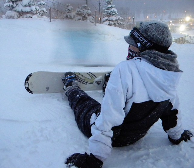 Adventure Snowboarding