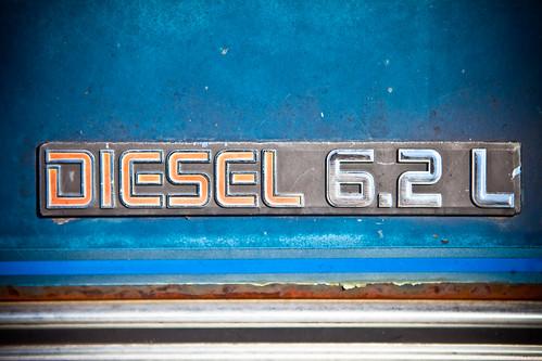 Diesel photo