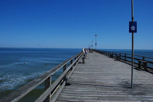 Kure beach pier flickr photo sharing for Kure beach pier fishing report