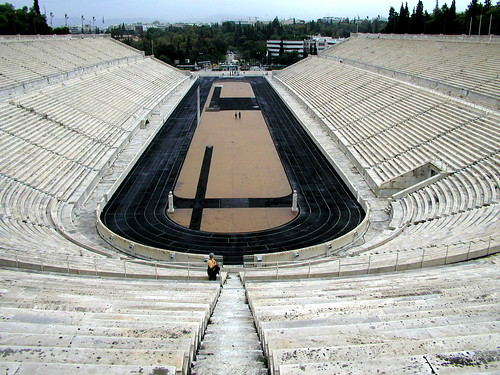 Greece1127 Athens--- 1st Olympic stadium