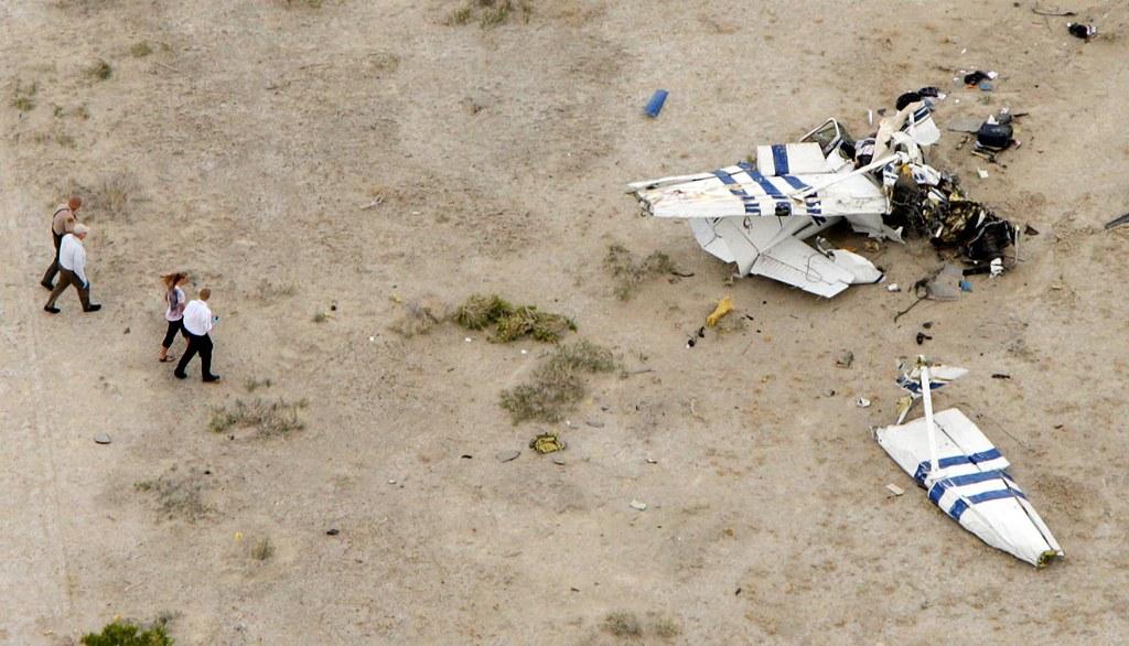 Utah Plane Crash Kills 4 on Wednesday, including Justin Yates and Chad Wade