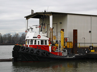 J.R.W. ~ Seaspan Delta Maintenance Facility