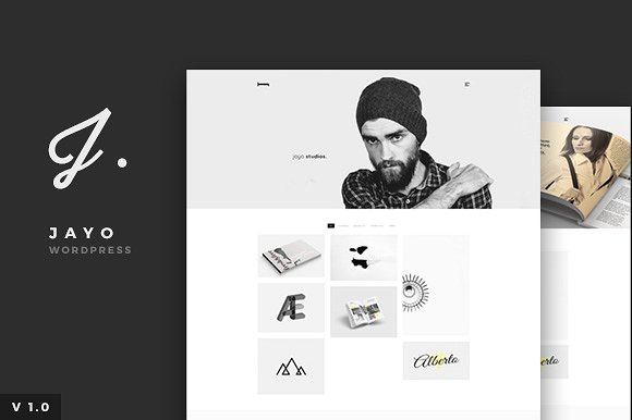 Jayo v1.0.1 – Freelancers & Agencies Theme