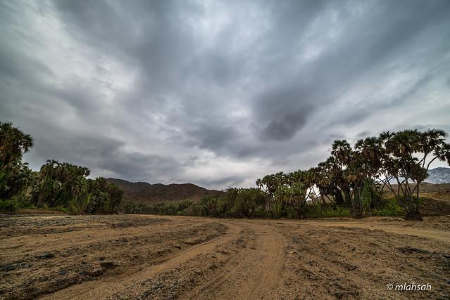 Weal Valley, Jazan, SA