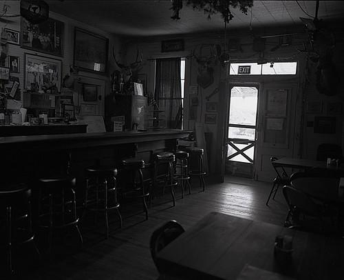blackandwhite film mediumformat store texas barbeque filmscan cele blackandwhitefilm mamiya7ii filminglocation celetexas secondhandlionsfilminglocation
