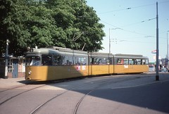 Trams de Rotterdam (Hollande)
