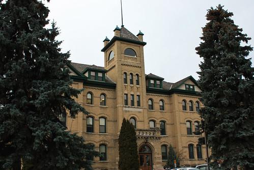 Brandon University - Clark Hall Original Building