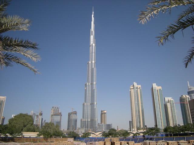 Burj Dubai - Flickr CC Leandro Neumann Ciuffo