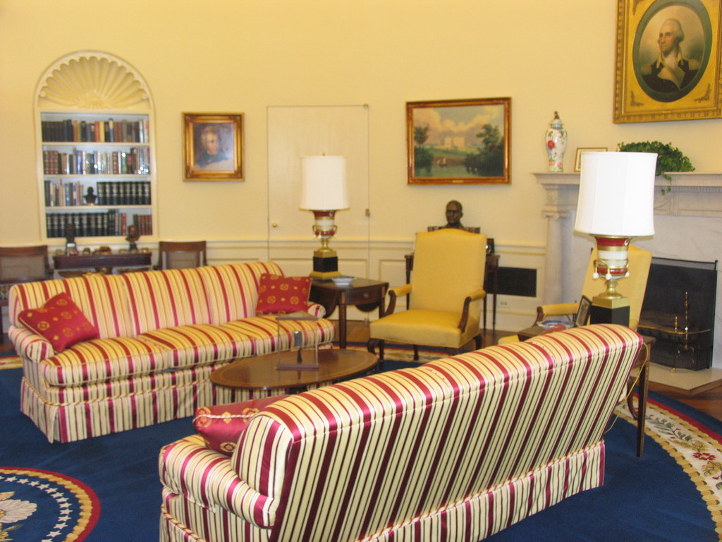 Obama Oval Office Decor Obama Oval Office Decor