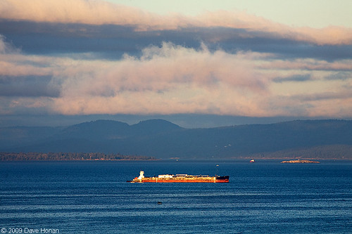sunrise dawn boat ship tugboat pugetsound tug sunrisesunset barge samishbay