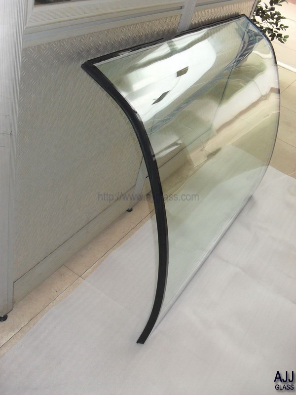Curved Insulated Glass For Your Commercial Cooler System