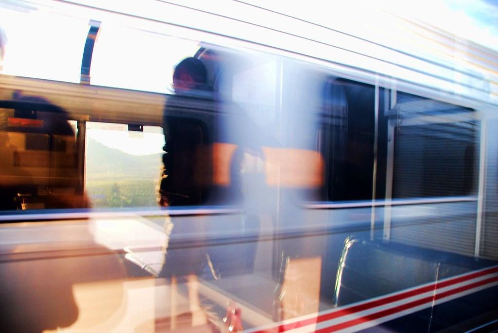 Train Reflection 02