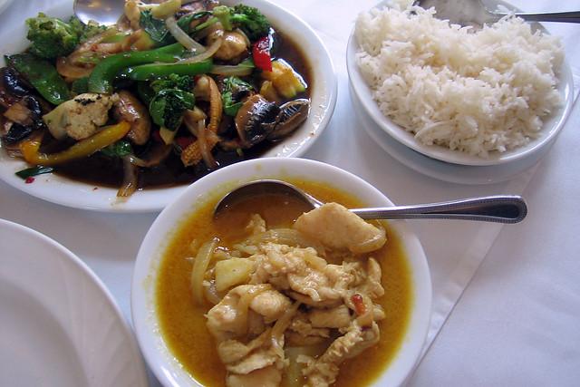 Siam Restaurant, Shrewsbury