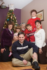Colombo-Schmitt Christmas Picture