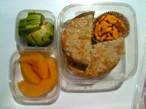 Packed lunch, Henry\'s Lunch 1-14-10