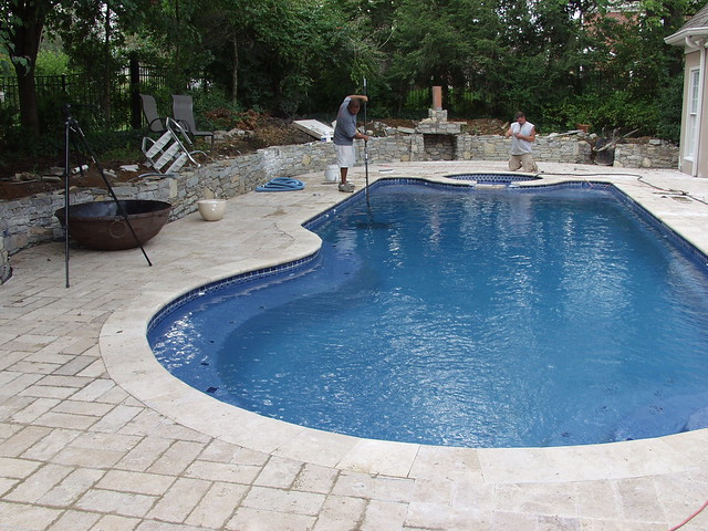 Trinidad 2fu viking pools custom design watson 39 s of for Pool design nashville