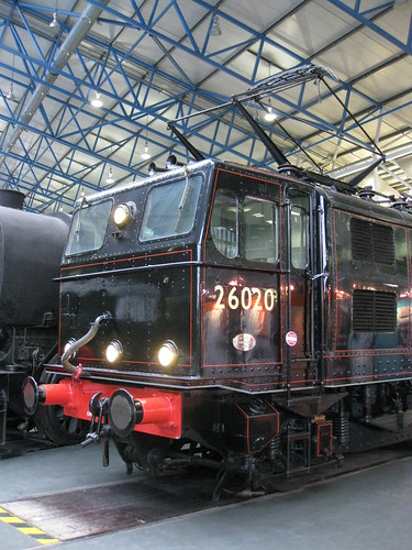 British Railways Class 26 Electric Locomotive 26020